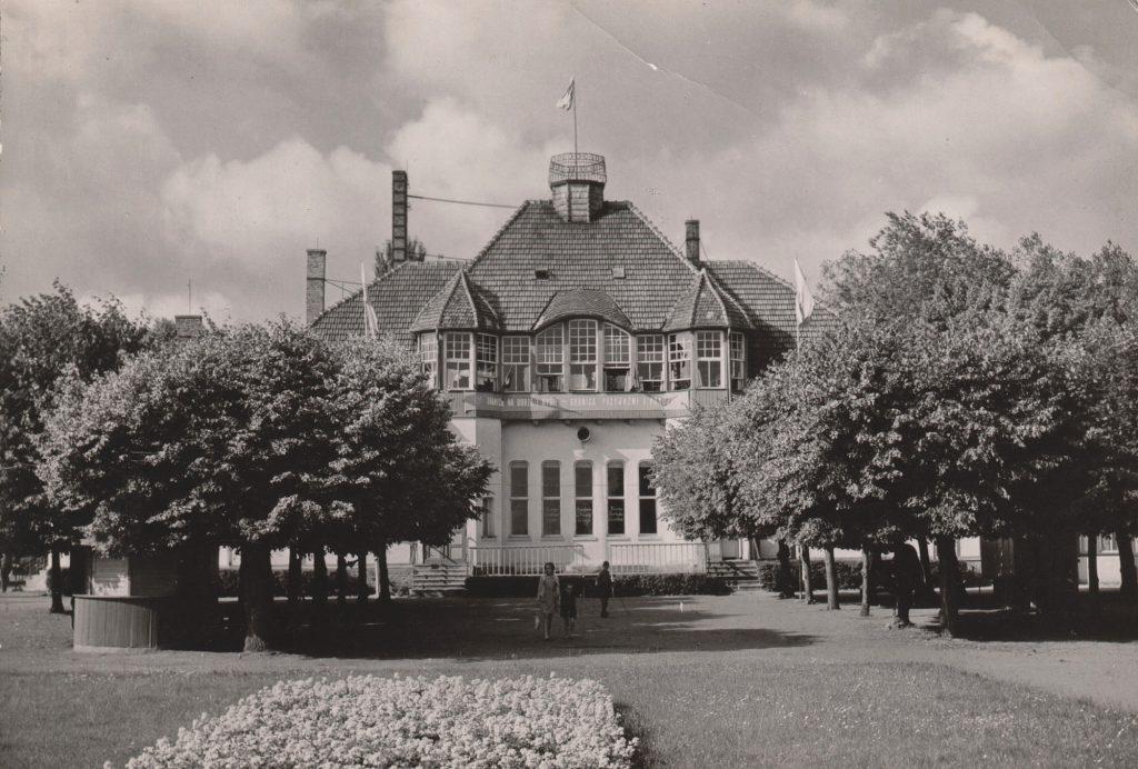 Dom Zdrojowy w Jelitkowie