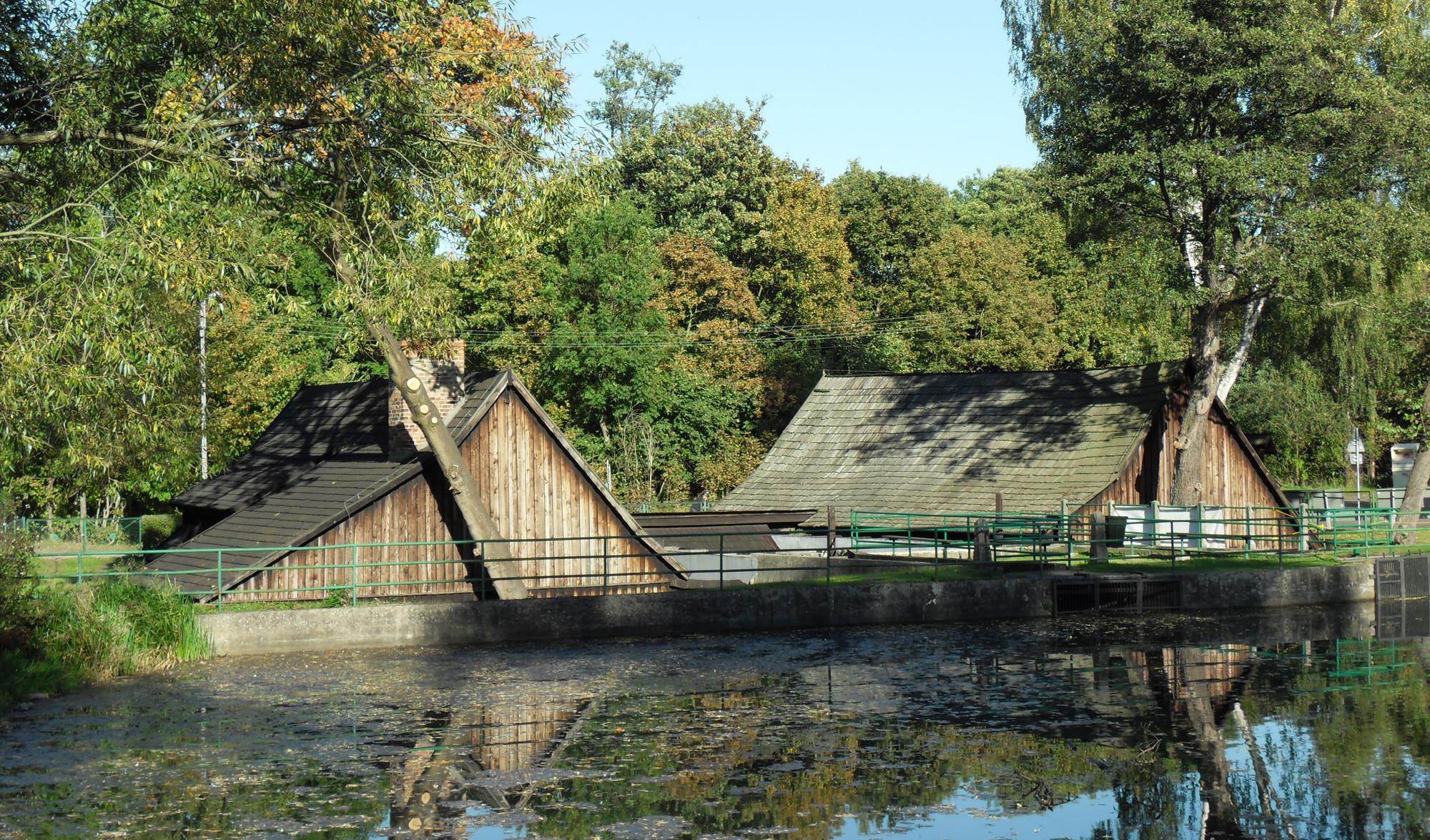 Kuźnia Wodna w Oliwie (fot. Wikimedia Commons)