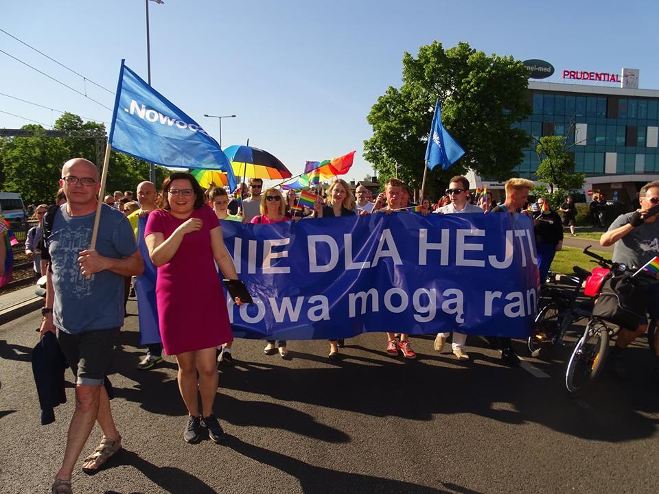 marsz rownosci 2016